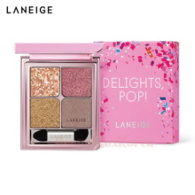 LANEIGE Holiday Ideal Shadow Quad 6g [Delights Pop Holiday Edition]